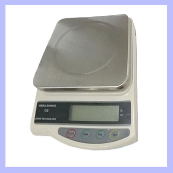 Cân điện tử Vibra Shinko GS-K6000AB, 6kg *1g