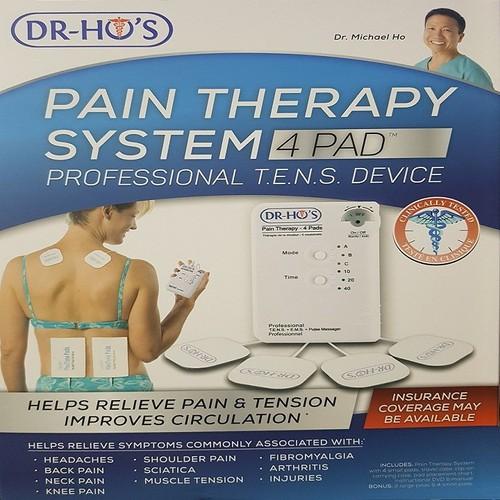 Máy massage xung điện trị liệu Dr Ho New 40 phút