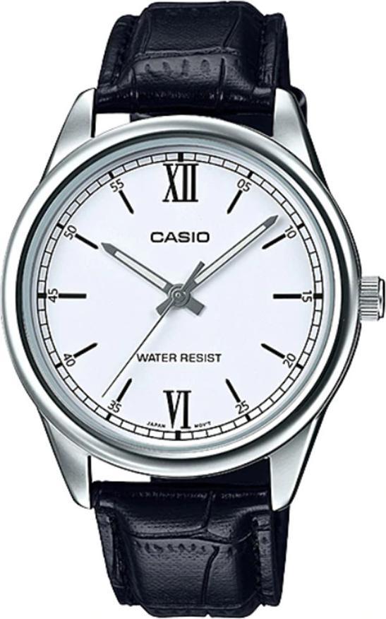 Đồng hồ nam dây da Casio MTP-V005L-7B2UDF
