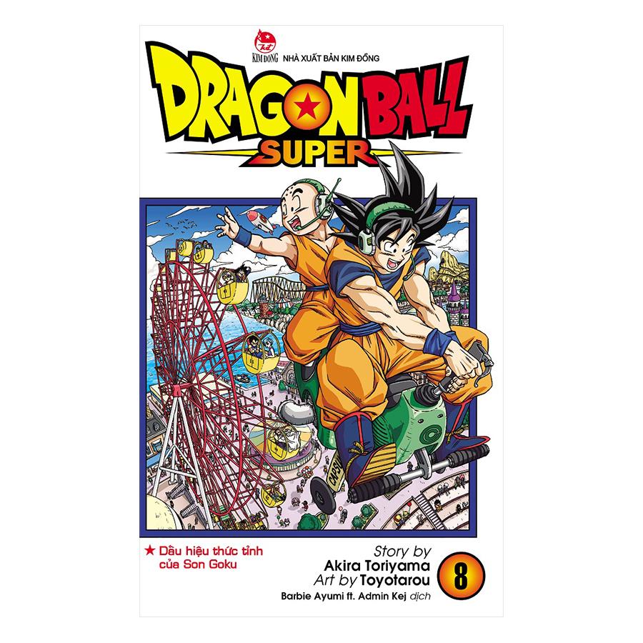 Dragon Ball Super - Tập 8