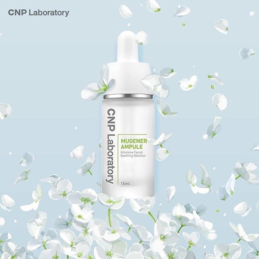 Tinh chất giảm sưng viêm và mẩn đỏ CNP Laboratory Mugener Ampule 15ml