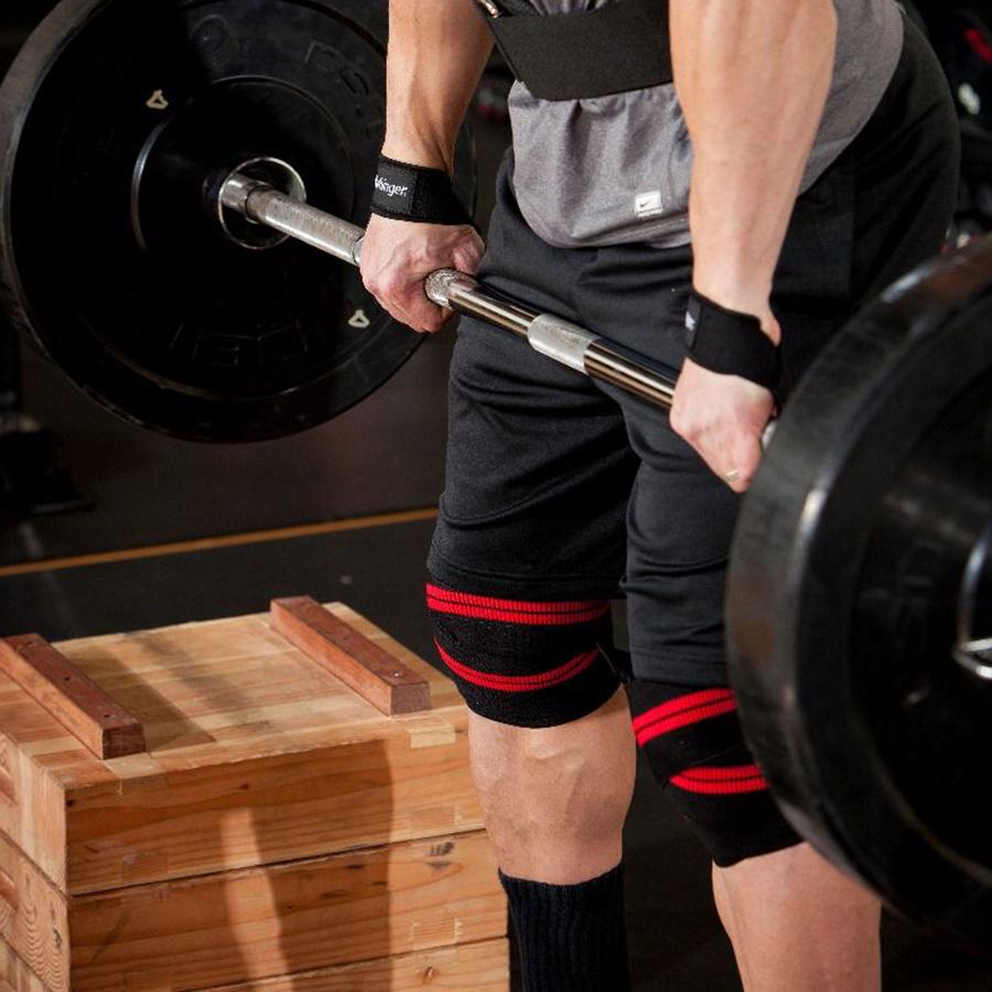 Dây Quấn Gối Tập Gym Harbinger Redline