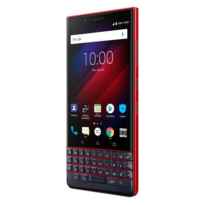 Điện Thoại Blackberry Key2 LE (4GB/64GB) - Hàng Chính Hãng