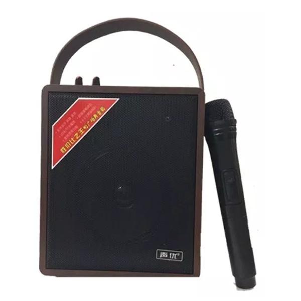 Loa Bluetooth A061 kèm micro không dây - Hàng nhập khẩu