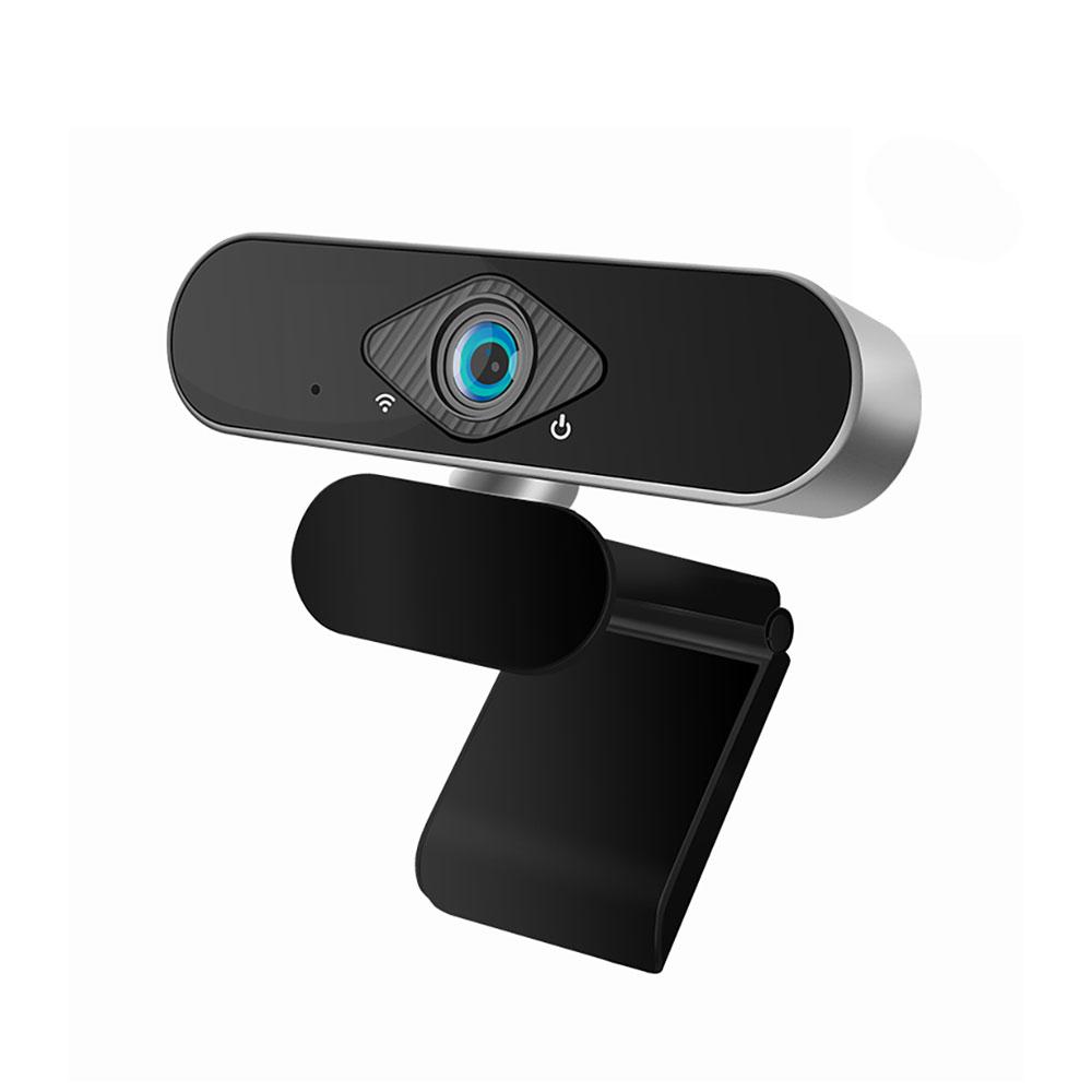 Webcam full HD 1080p Xiaomi XIAOVV góc rộng 150 độ, tích hợp micro - Hàng Nhập Khẩu