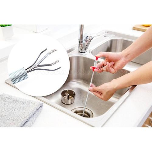 Dụng Cụ Gắp Rác Siêu Việt Thông Bồn Rửa Nhà Bếp