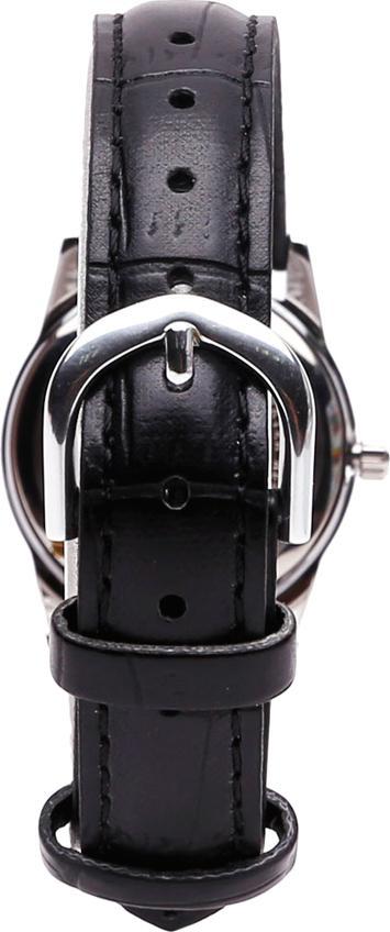 Đồng Hồ Nữ Dây Da Casio LTP-V001L-7BUDF (31mm) - Đen