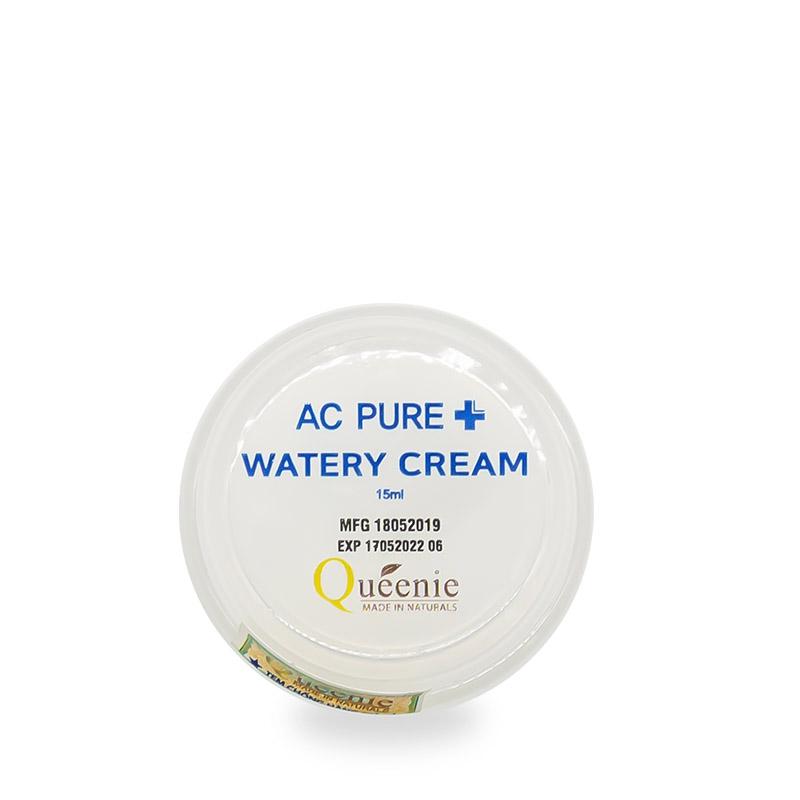 Kem dưỡng da AC Queenie trải nghiệm cho da mềm mịn, căng bóng, trắng sứ 15ml - Mỹ Phẩm Hàn Quốc
