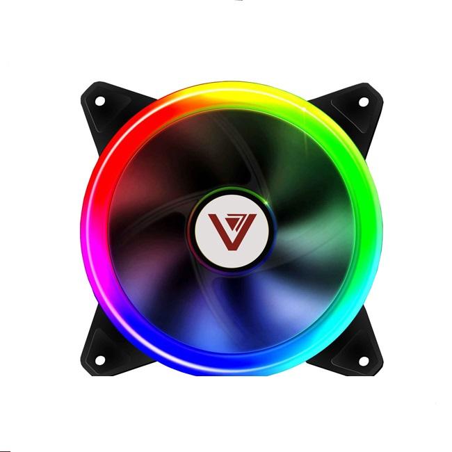 Fan Case V202 (Led 2 mặt)