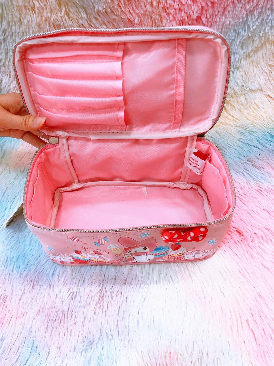Túi đựng mỹ phẩm Melody