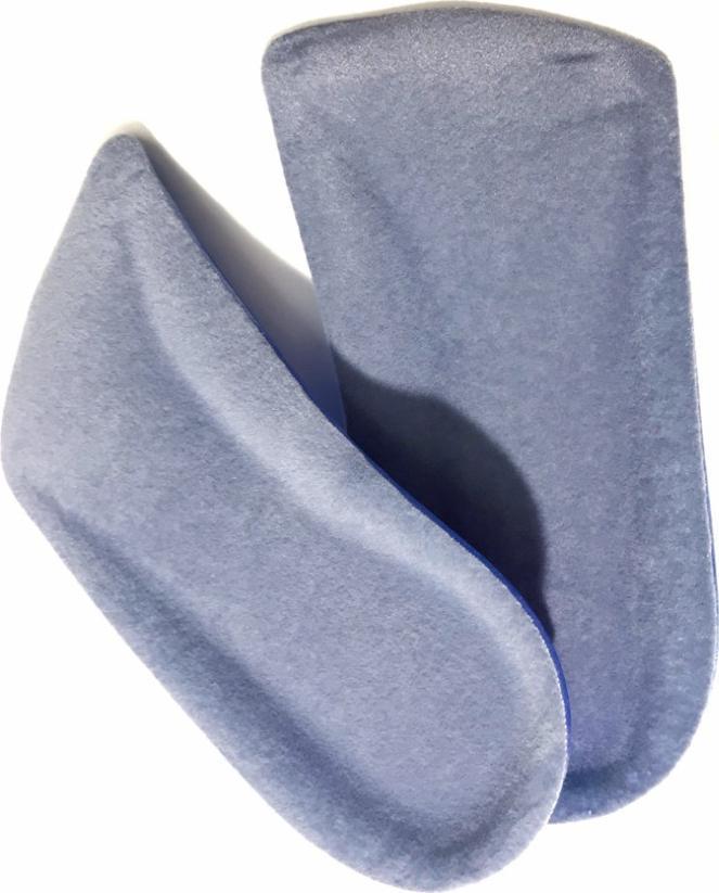 Lót Giày Tăng Chiều Cao 2cm Gel Silicon Nam