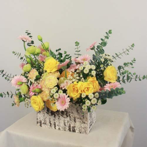 Hộp hoa tươi - BLISS 4167