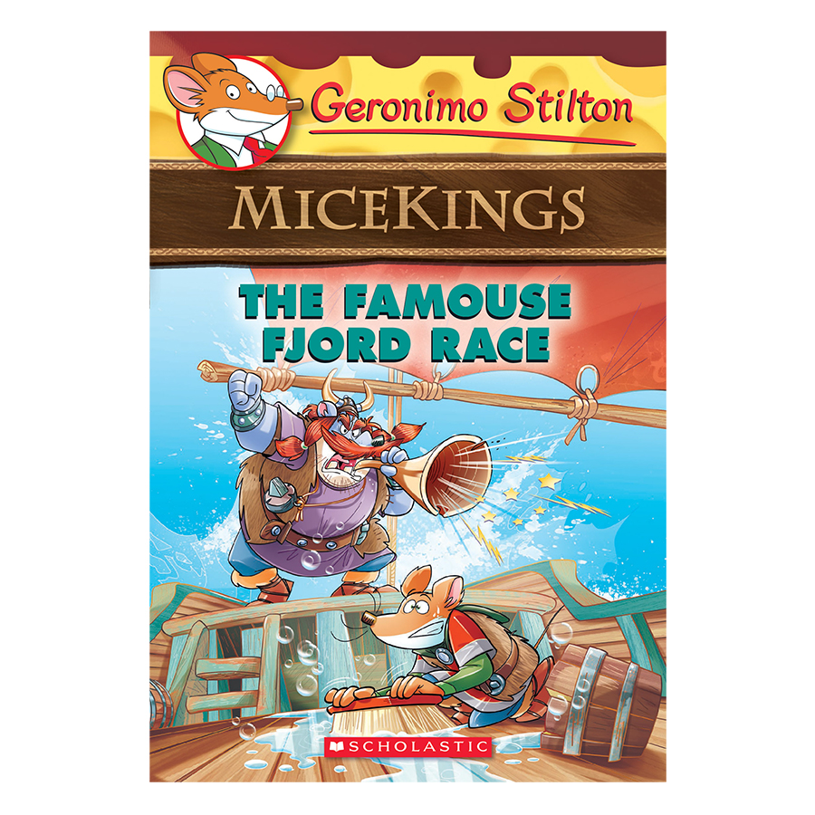 Geronimo Stilton MicekinGeronimo Stilton 02: The Famouse Fjord Race