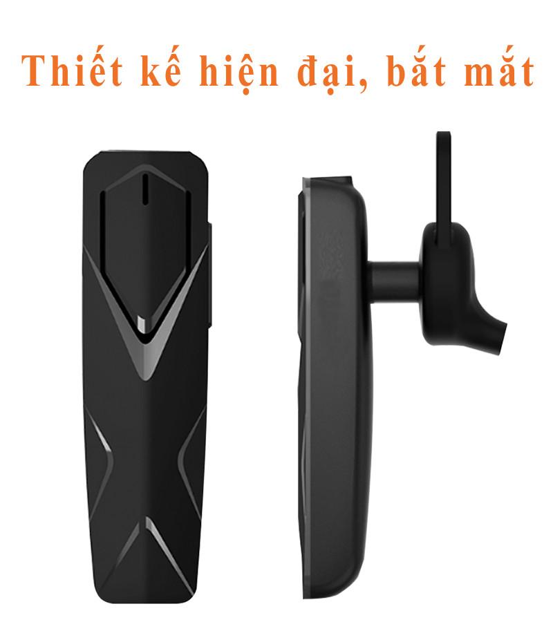 Tai nghe Bluetooth kèm mic PKCBX7 PF144