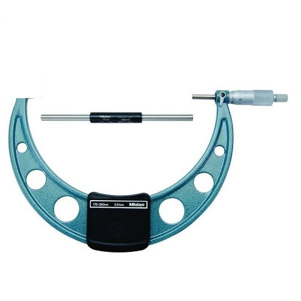 Panme đo ngoài cơ khí MITUTOYO 103-144-10 175-200mm x 0.01mm