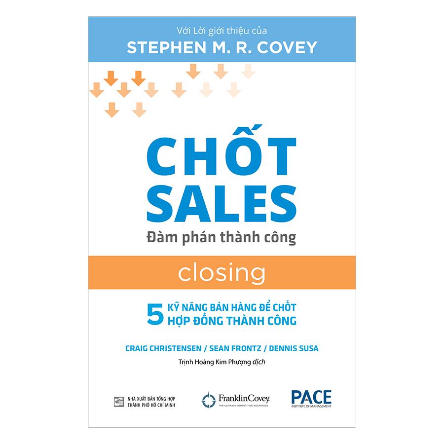 Chốt Sales – Đàm Phán Thành Công