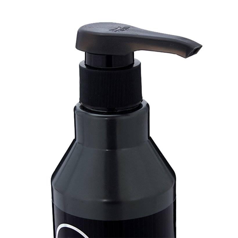 Kem dưỡng tóc dưỡng ẩm phục hồi tóc hư tổn giữ nếp tóc uốn R&B Black Food Silk Lotion, Hàn Quốc 450ml