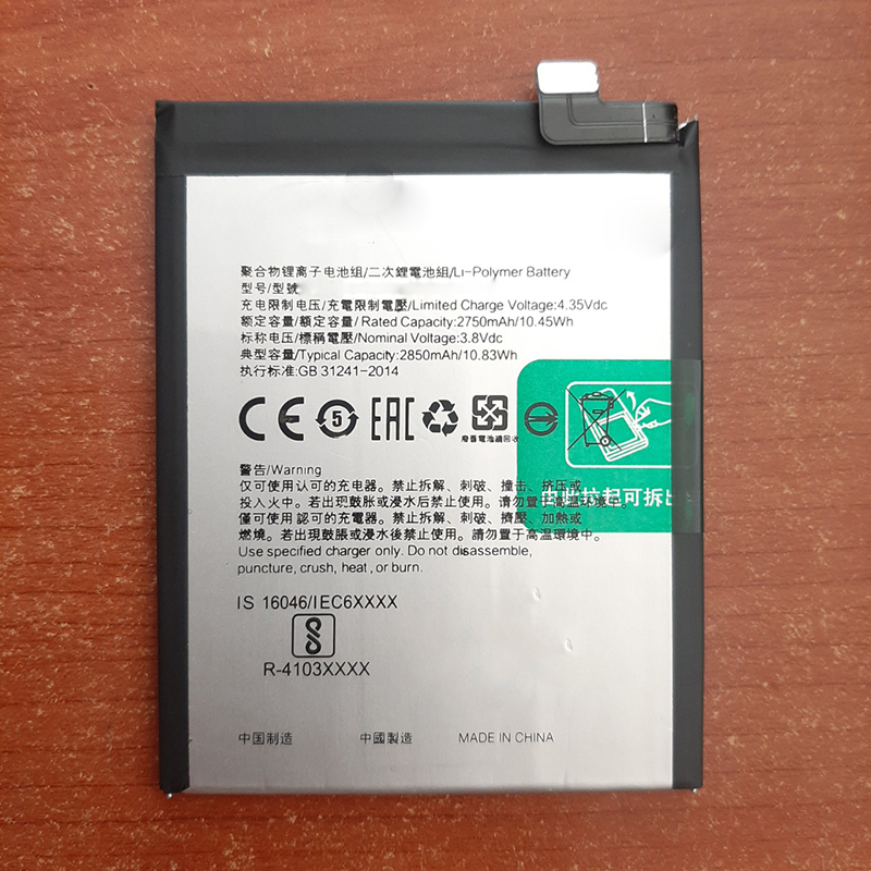 Pin Dành Cho điện thoại Oppo F1 Plus