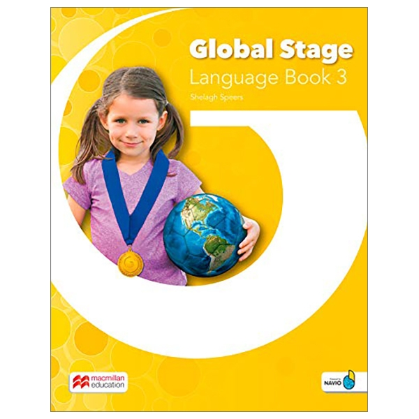 Global Stage Literacy Book And Language Book Level 3