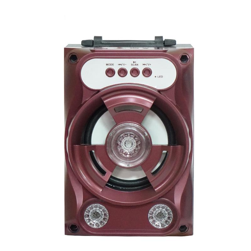 Loa Nghe Nhạc Xách Tay MS88 Hỗ Trợ Bluetooth, USB, Thẻ Nhớ, Jack 3.5 (Màu giao ngẫu nhiên)