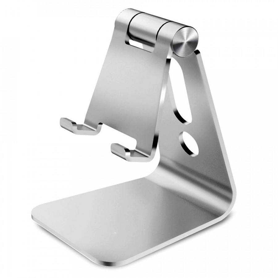 Giá đỡ điện thoại smatphone hợp kim nhôm Holder One Hot nguyên khối - Hàng nhâp khẩu