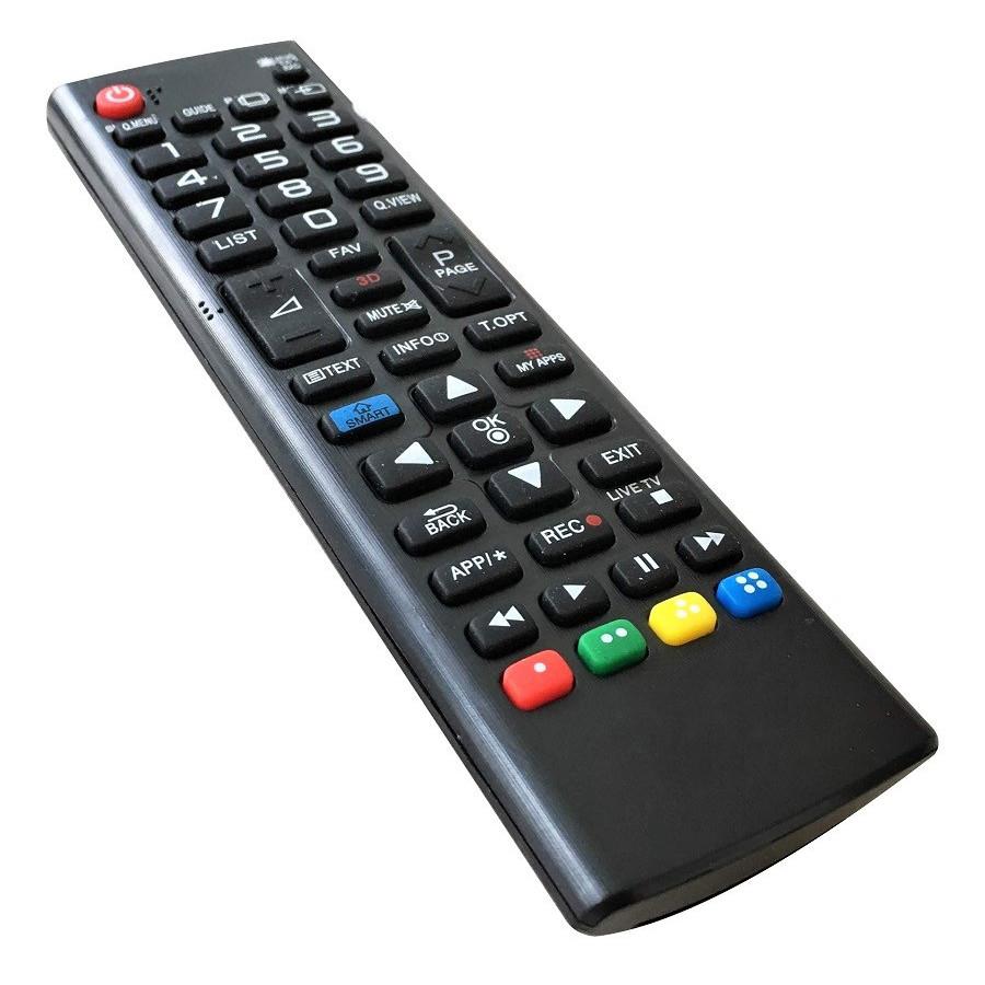 Remote Điều Khiển Dùng Cho Smart TV LG, TV LED LG, TV Thông Minh LG RM-L1162