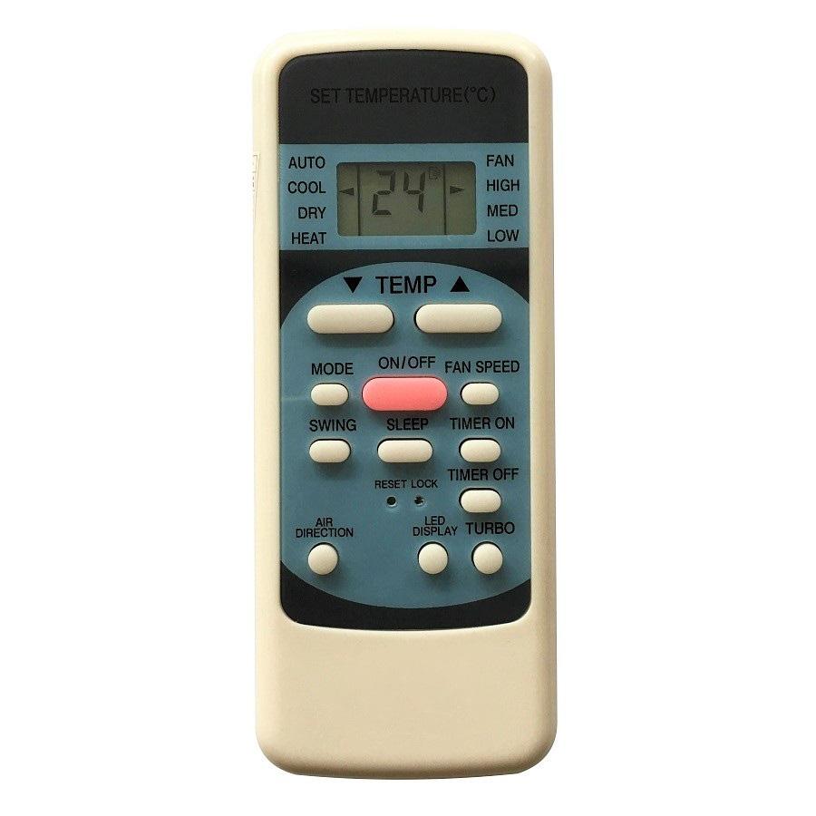 Remote Điều Khiển Dùng Cho Máy Lạnh, Máy Điều Hòa ReeTech R51M/E