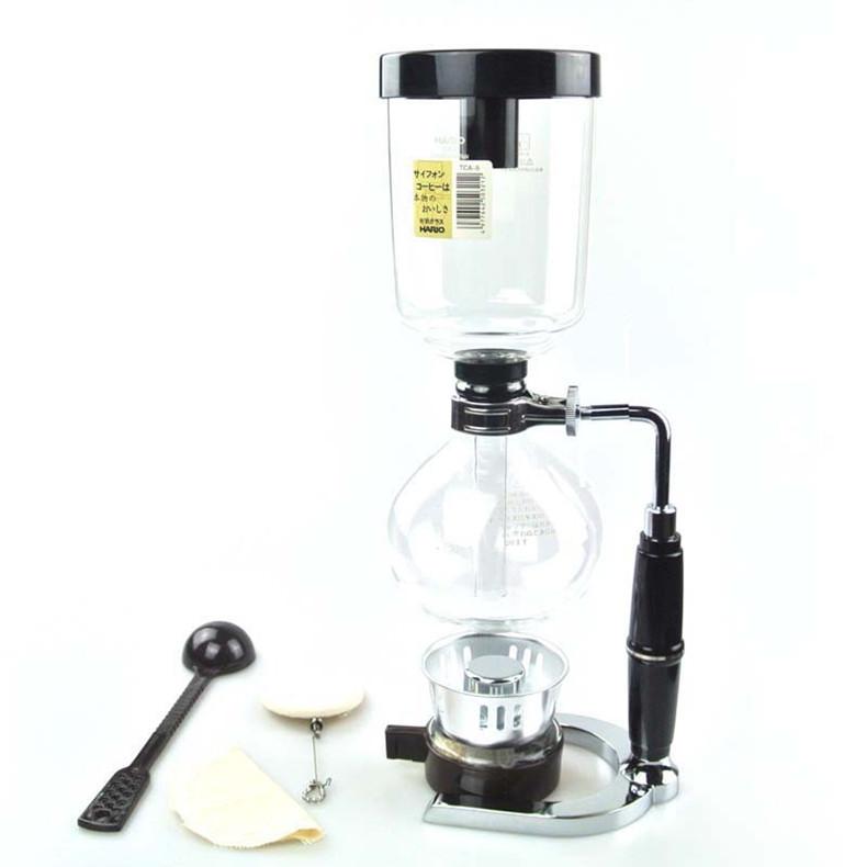 Bình pha cà phê Syphon Hario 5 cup