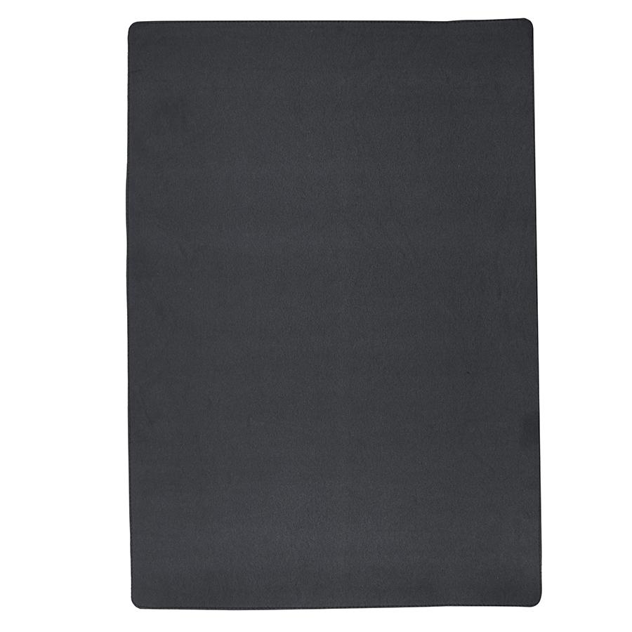 Tấm Lót Bàn Làm Việc Orco P5070 (50 x 70 cm) - Đen - Hàng Chính Hãng