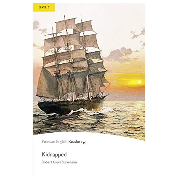 Level 2: Kidnapped Book and MP3 Pack (Pearson English Graded Readers)