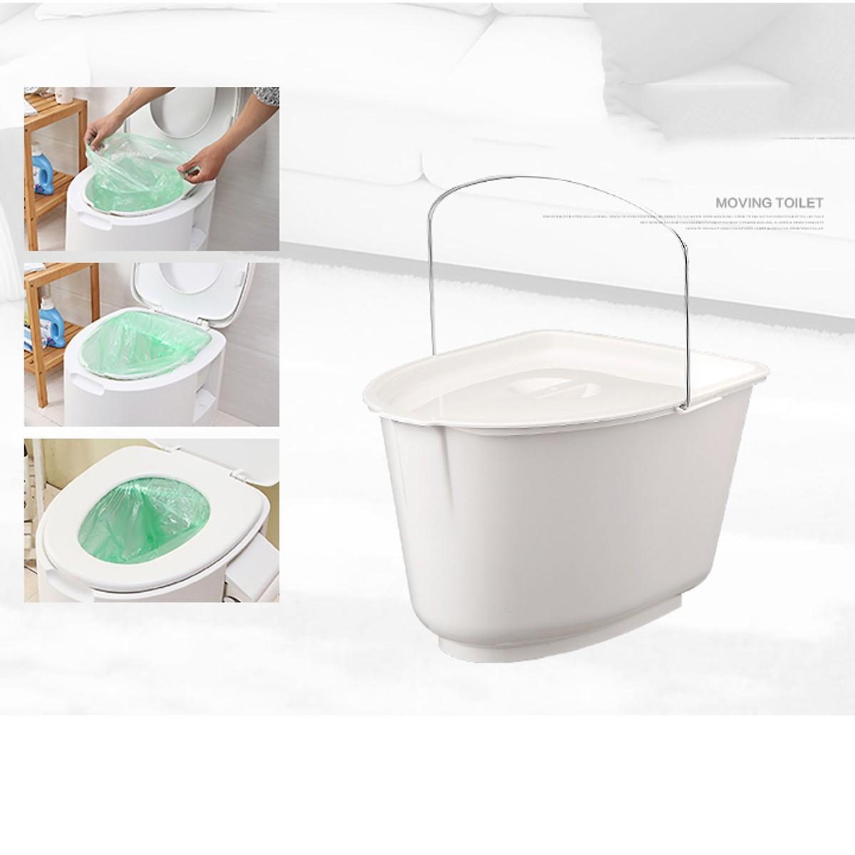Bô vệ sinh - Bô vệ sinh đa năng - ghế bô vệ sinh cho người già