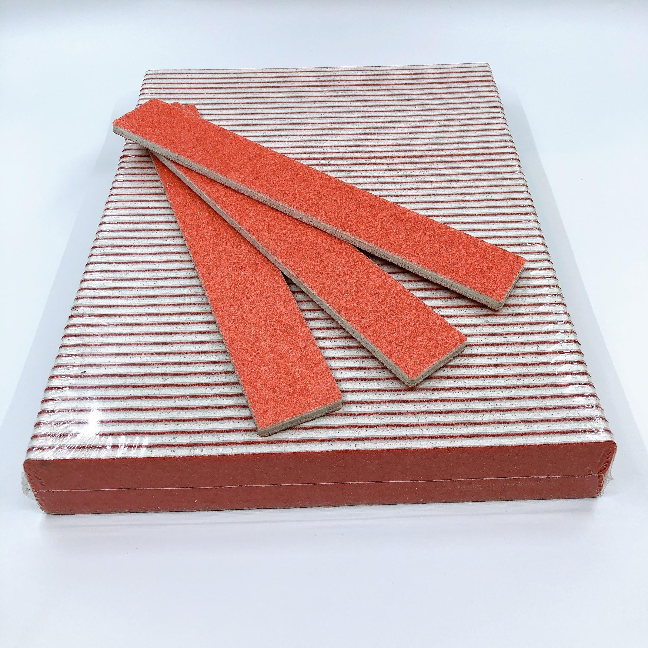Set 50 cây dũa móng tay, dũa móng bột cao cấp Salon Pro - Độ nhám 80/80