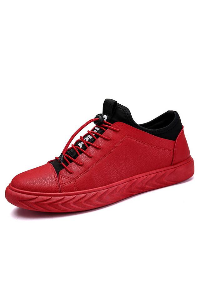 Giày Sneaker Nam Pettino PS02DO Màu Đỏ