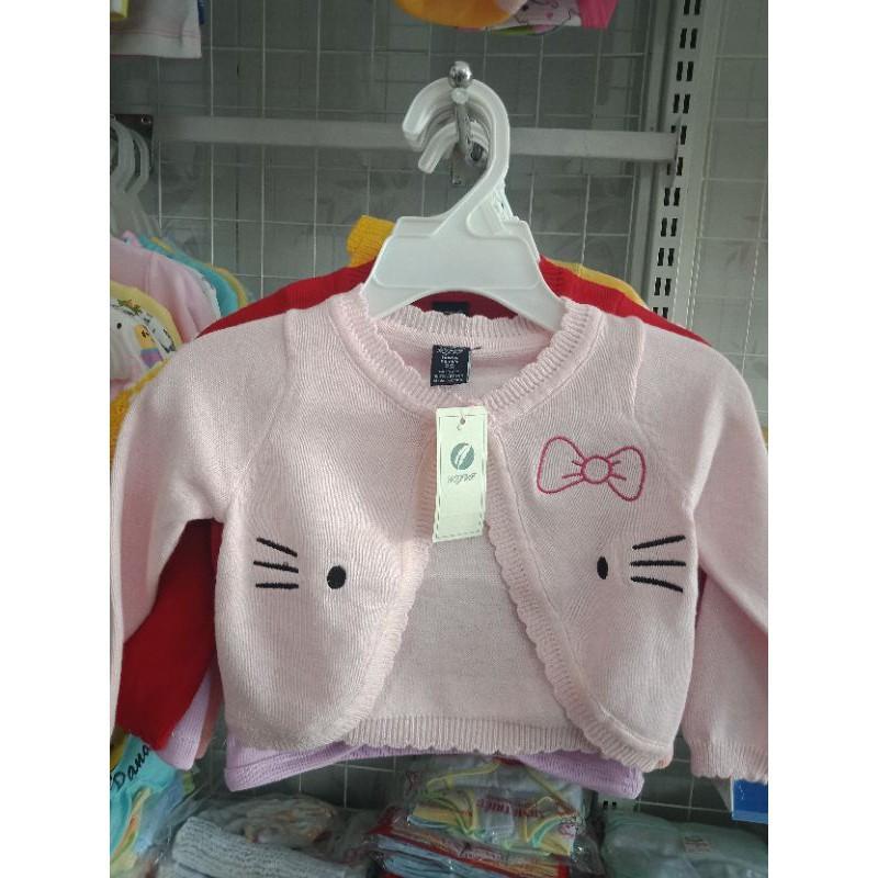 áo khoác mèo hellokitty cho bé gái từ 9-16kg