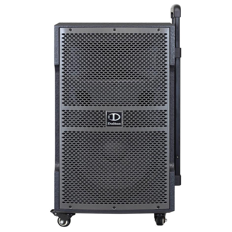 Loa kẹo kéo karaoke bluetooth Dalton TS-12G400X - Hàng chính hãng