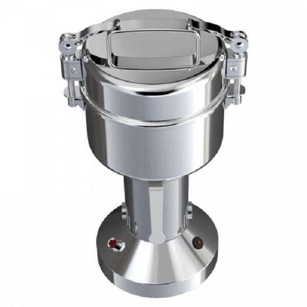 Máy nghiền bột mịn QE-200g (Inox trắng)