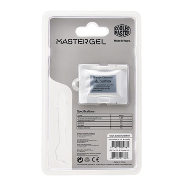 Keo tản nhiệt Cooler Master MasterGel - Hàng Chính Hãng