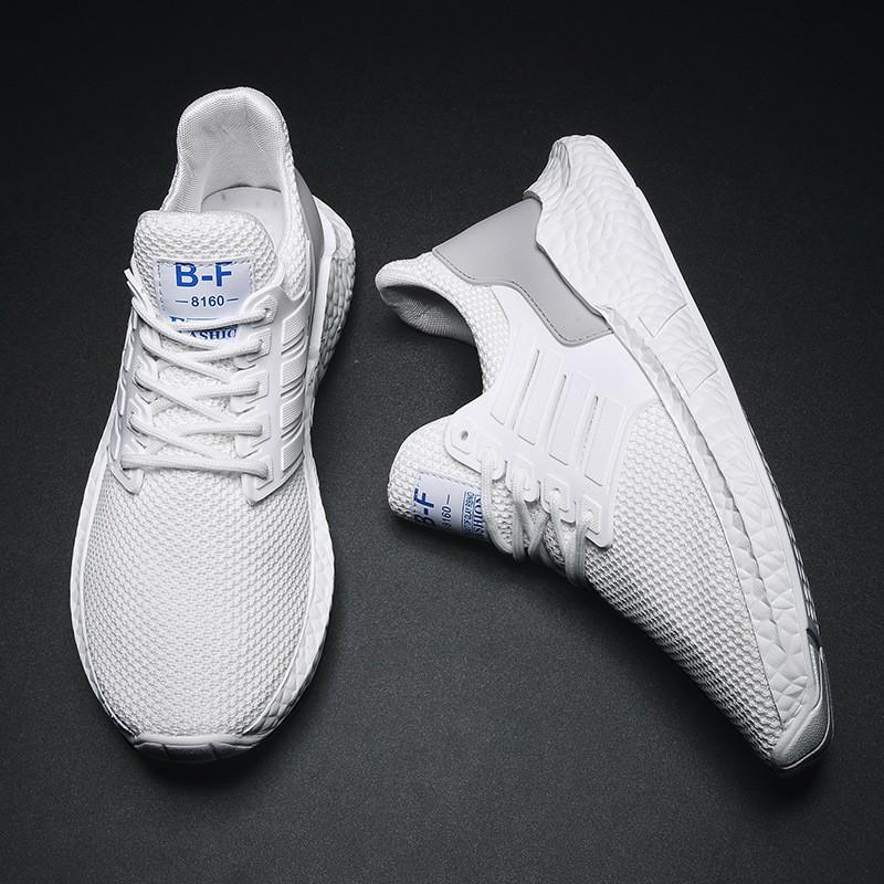 Giày Thể Thao Nam, Đế Boost Siêu Nhẹ, Full size 3 màu
