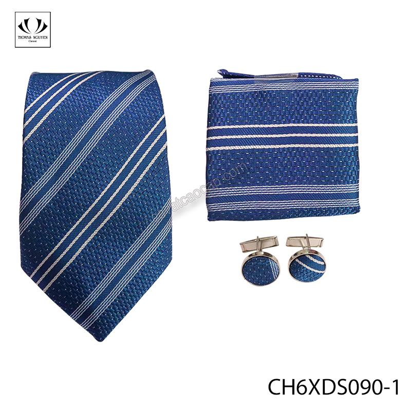 Cà vạt nam, cà vạt bản nhỏ, cà vạt 6cm - Cà vạt hộp bản nhỏ 6CM