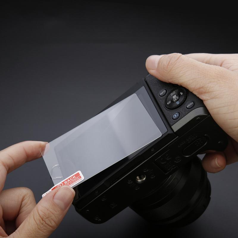 Miếng Dán Màn Hình Cường Lực Cho Máy Ảnh Fujifilm XT10 XT20 XT100 XM1 XA1 XA2 XE2 X30 X100T/100S/100F XF10
