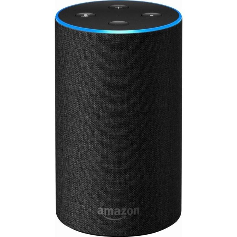 Loa Thông Minh Amazon Echo (Thế Hệ 2) - Hàng Nhập Khẩu