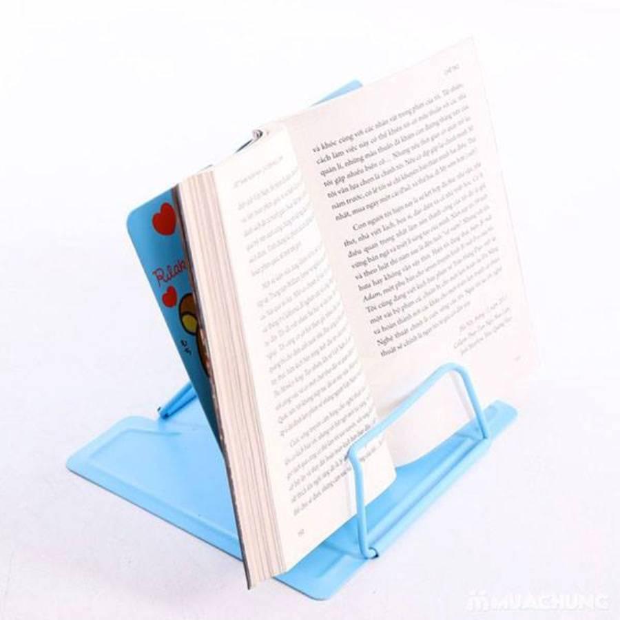 Giá kẹp sách, đỡ sách, đọc sách chống cận thị cho bé