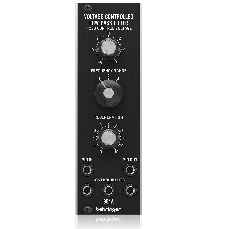 BEHRINGER  904A VOLTAGE CONTROLLED LOW PASS FILTER SYNTHESIZERS-HÀNG CHÍNH HÃNG