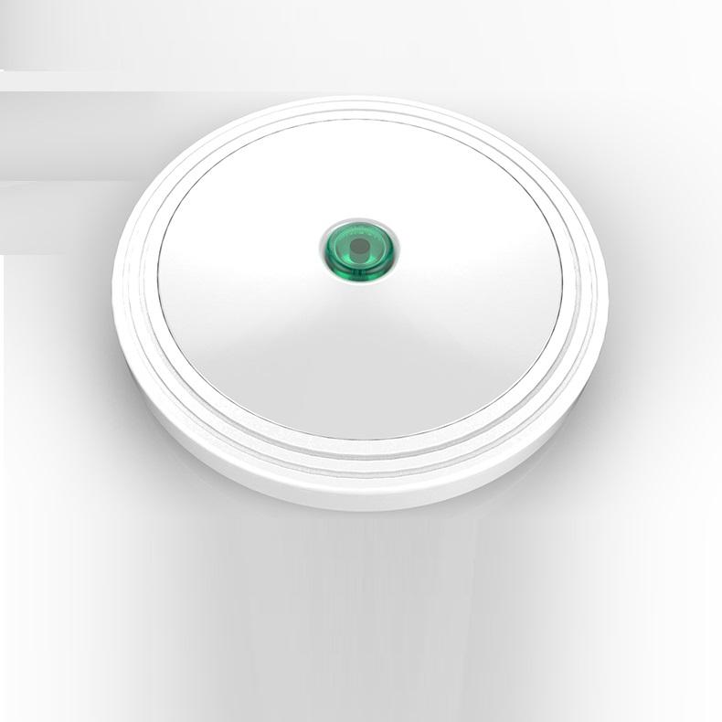 Đèn led dán tường, dán tủ, cốp xe mini V2 ( Tặng kèm 01 miếng thép đa năng để ví )