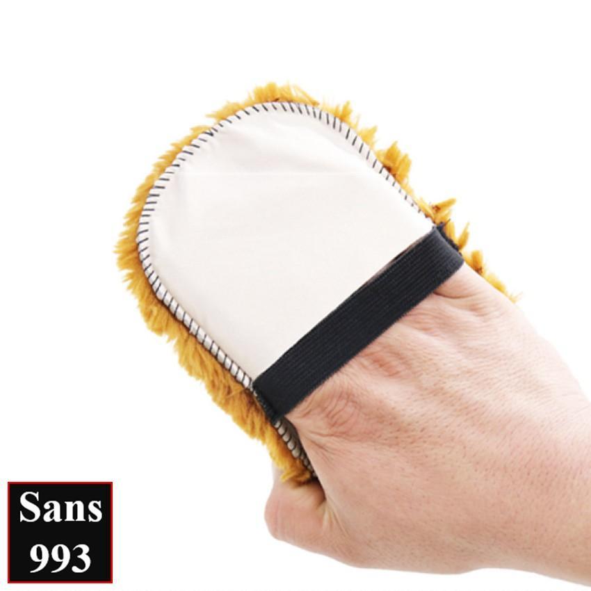 Hộp Lau Giày Đồ Da Đa Năng Sans991