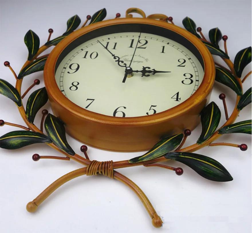 Đồng hồ treo tường trang trí - GHO.717