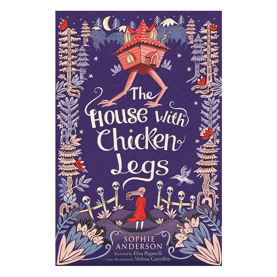 Truyện đọc tiếng Anh - Usborne Middle Grade Fiction: The House with Chicken Legs