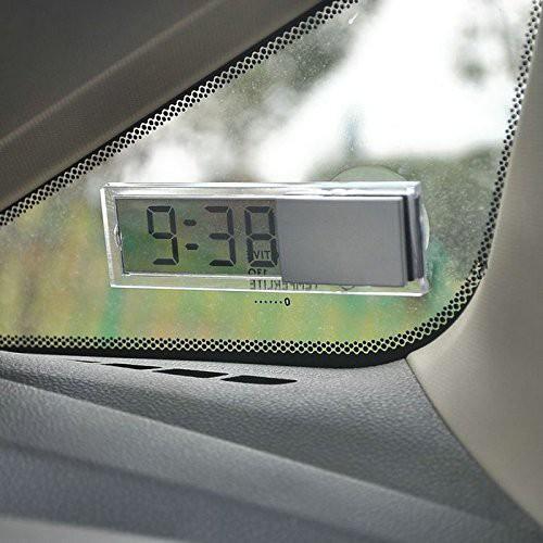 Bộ 2 đồng hồ gắn kính trong suốt K-033