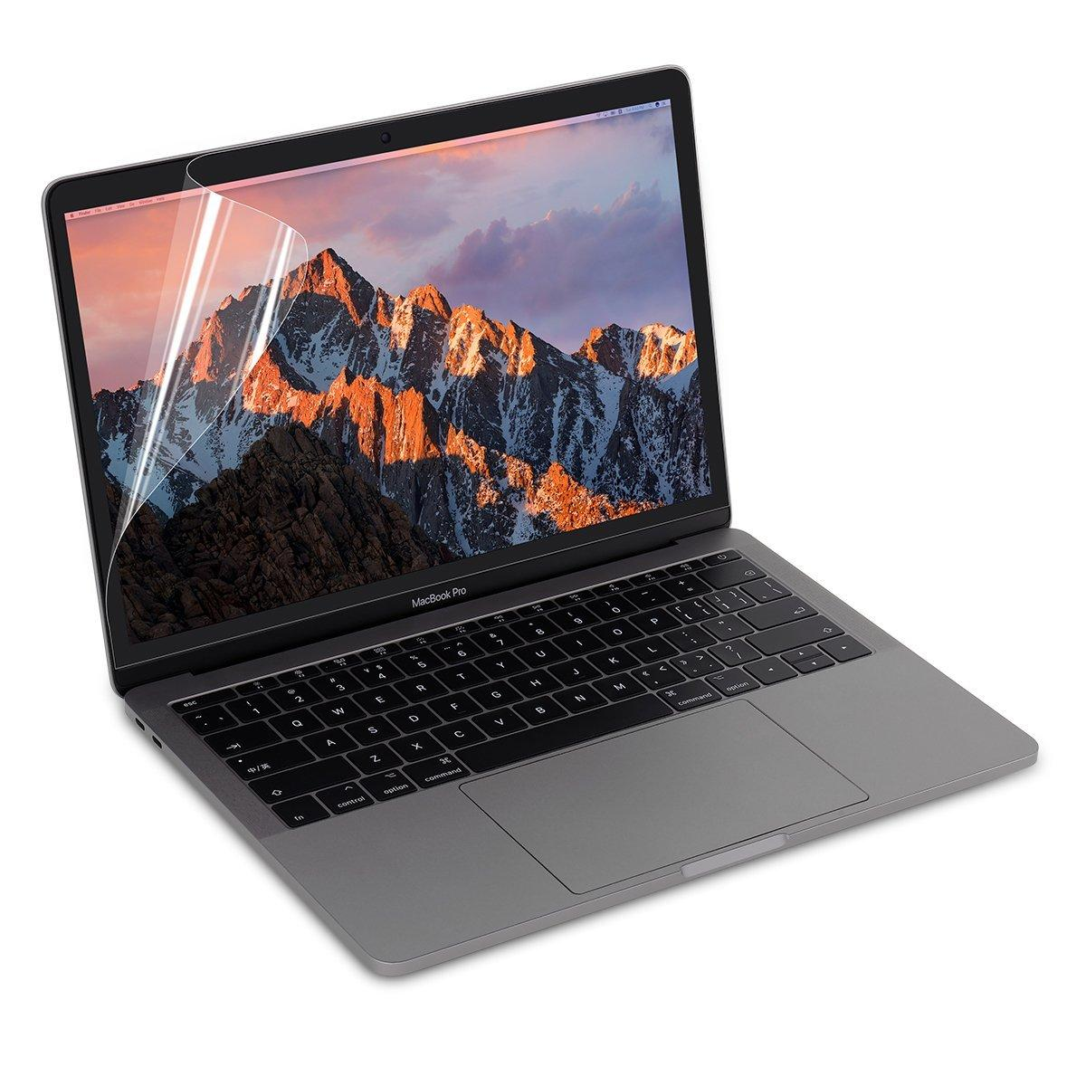 dán bảo vệ  Full 3in1 JCPAL cho  Macbook pro 15 inch (2011 và 2012) - Hàng Chính Hãng
