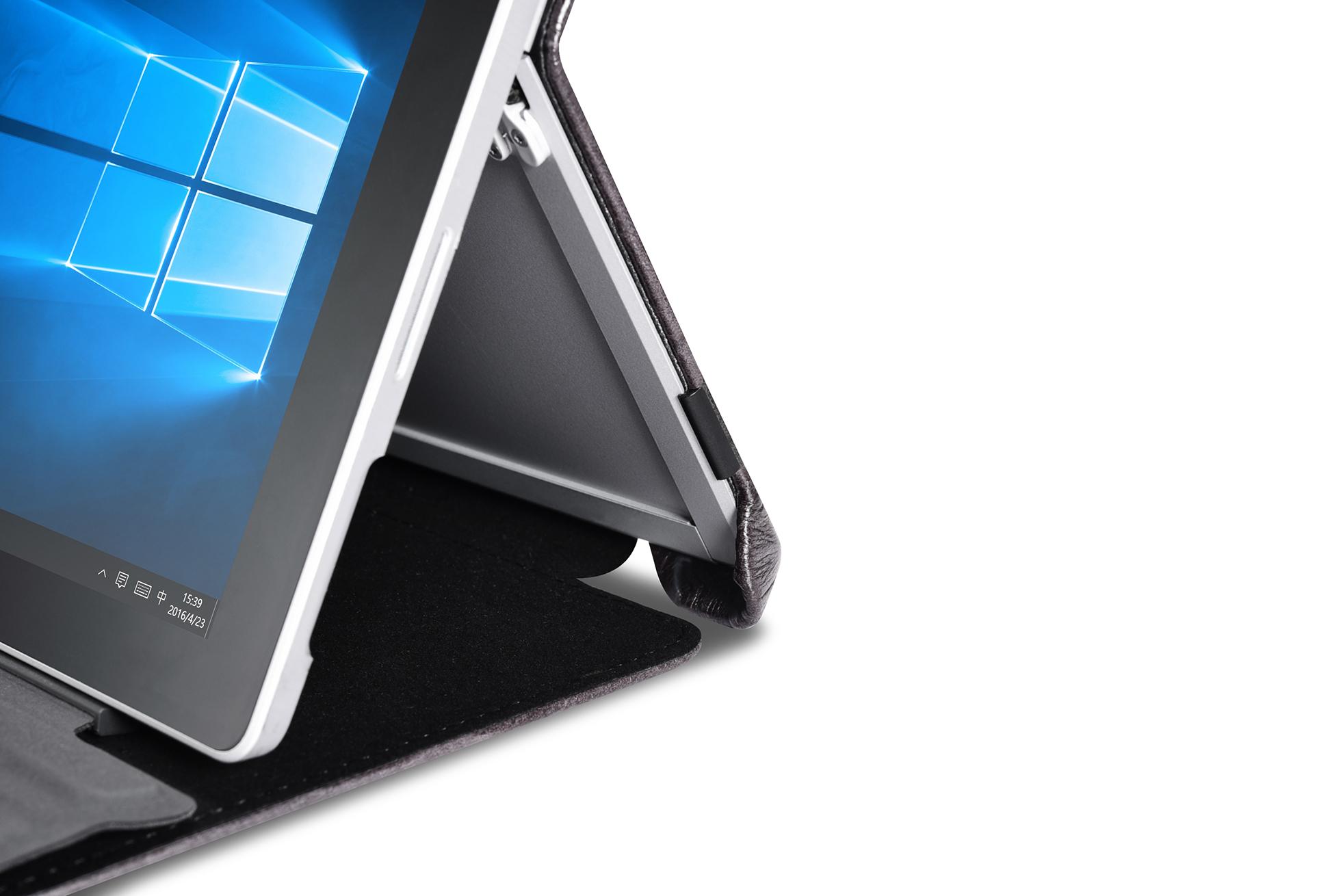 Ốp da Surface Pro 4 / Pro 5/ Pro 6 / Pro 7 ICARER - Hàng chính hãng